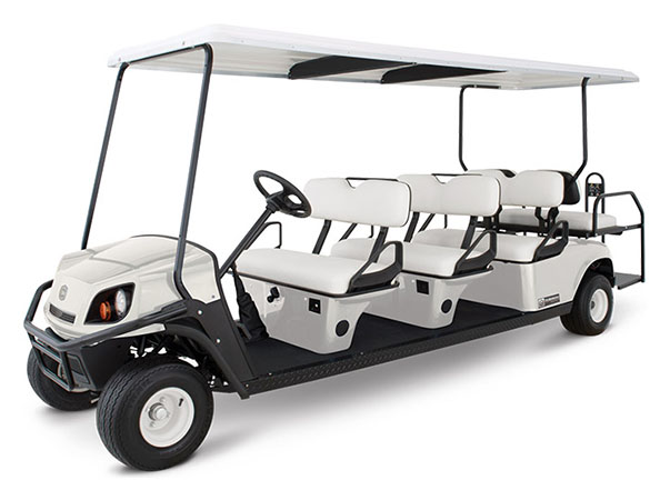 2020 Cushman Shuttle 8 Electric in Lakeland, Florida - Photo 1