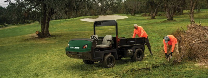 2020 Cushman Truckster XD Diesel in Lakeland, Florida - Photo 3