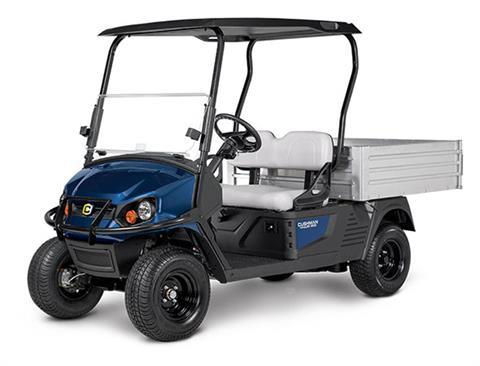 2020 Cushman Hauler 1200 EFI Gas in Hendersonville, North Carolina