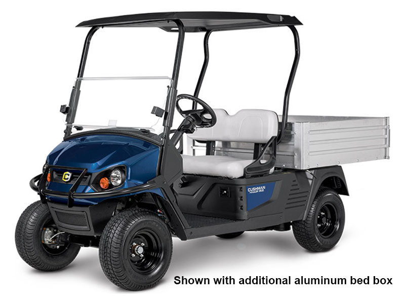 2020 Cushman Hauler 1200 EFI Gas in New Oxford, Pennsylvania - Photo 1