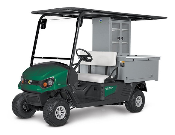 2020 Cushman Refresher Oasis 72-Volt in Marshall, Texas - Photo 1