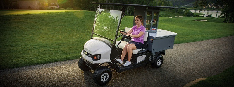 2020 Cushman Refresher Oasis 72-Volt in Fernandina Beach, Florida - Photo 4