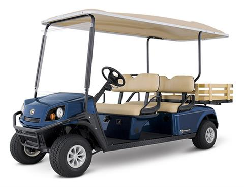 2020 Cushman Shuttle 4 EFI Gas in Fernandina Beach, Florida - Photo 1