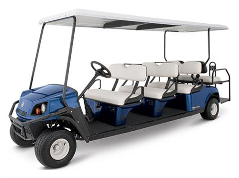 2020 Cushman Shuttle 8 EFI Gas in Hendersonville, North Carolina