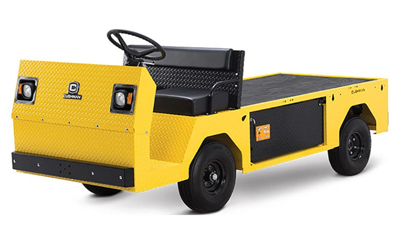2020 Cushman Titan XD 2-Passenger Electric in Jackson, Tennessee - Photo 1