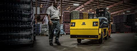2020 Cushman Titan XD 4-Passenger Electric in Marshall, Texas - Photo 2