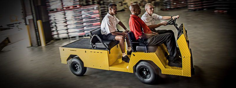 2020 Cushman Titan XD 4-Passenger Electric in Jackson, Tennessee - Photo 3