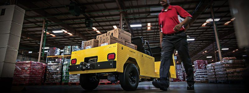 2020 Cushman Titan XD 4-Passenger Electric in Jackson, Tennessee - Photo 6
