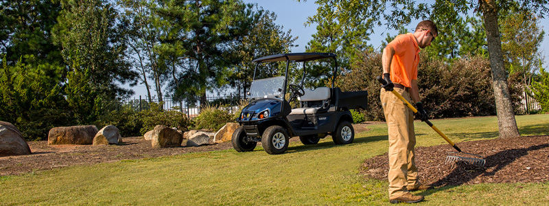 2020 Cushman Hauler 800X Electric in Fort Pierce, Florida - Photo 4