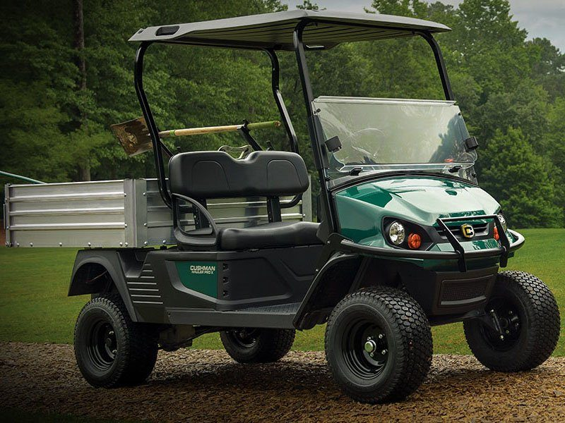 2021 Cushman Hauler ProX Electric in Fernandina Beach, Florida - Photo 3