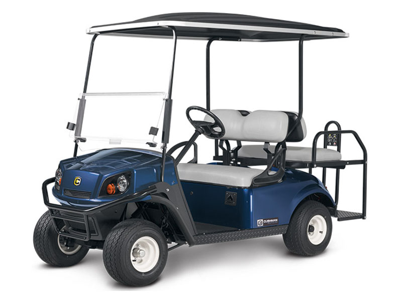 2021 Cushman Shuttle 2+2 48V DC Electric in Fernandina Beach, Florida - Photo 1