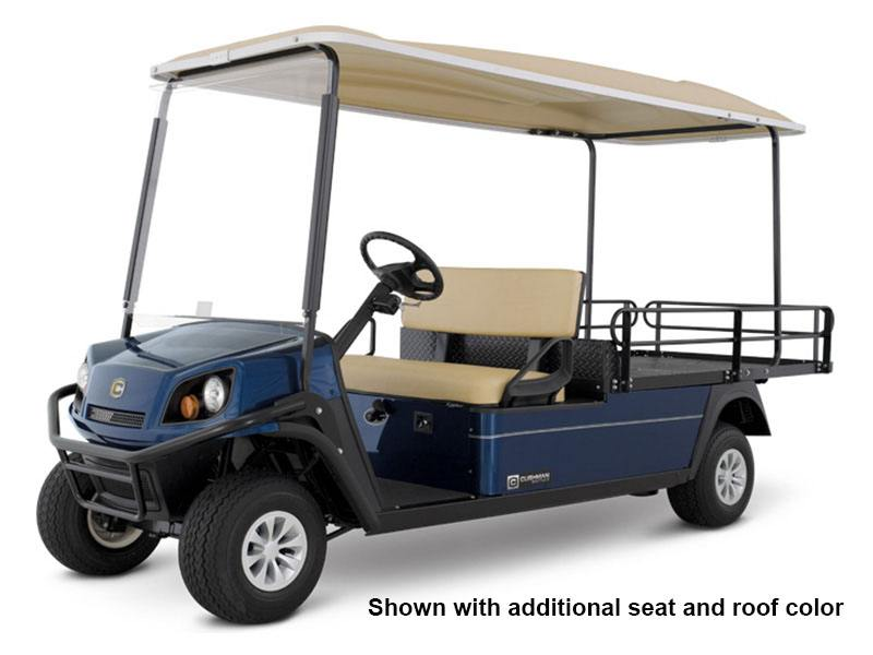 2021 Cushman Shuttle 2 Electric in Fernandina Beach, Florida - Photo 1