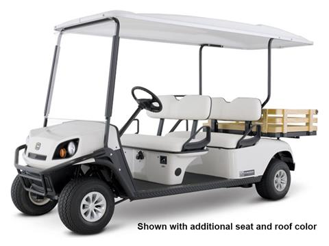 2021 Cushman Shuttle 4 Electric in Fernandina Beach, Florida - Photo 1