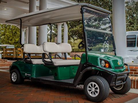 2021 Cushman Shuttle 4 Electric in Fernandina Beach, Florida - Photo 2