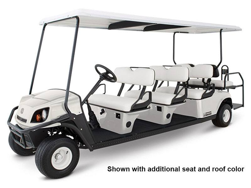 2021 Cushman Shuttle 8 Electric in Fernandina Beach, Florida - Photo 1