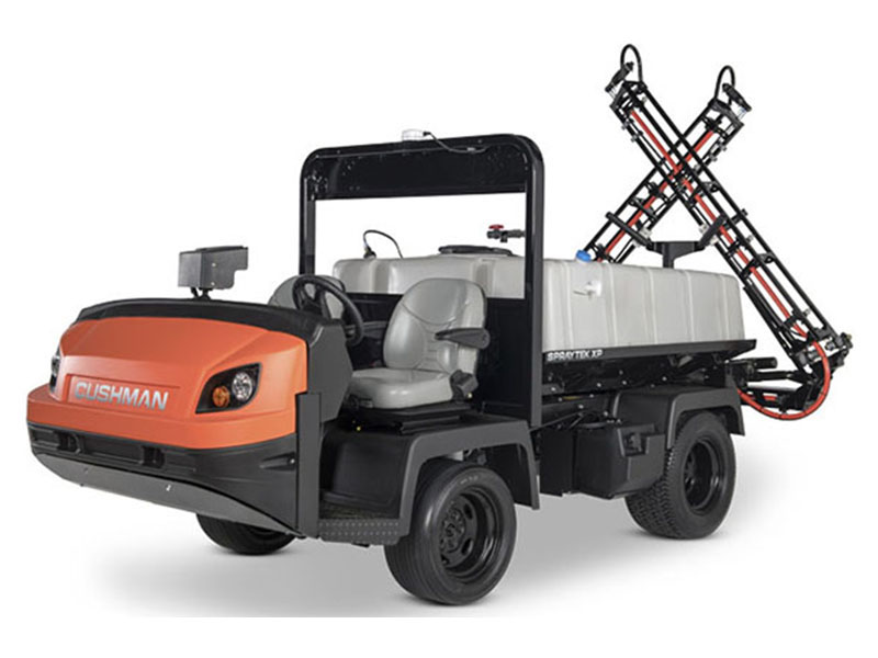 2021 Cushman SprayTek XP175 Diesel 2WD in Jackson, Tennessee - Photo 1