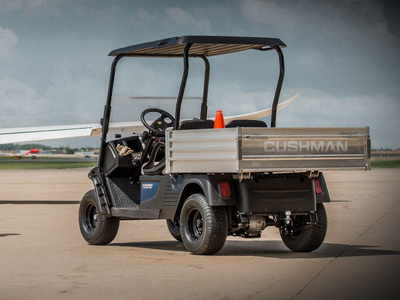2021 Cushman Hauler 1200 EFI Gas in Marshall, Texas - Photo 3