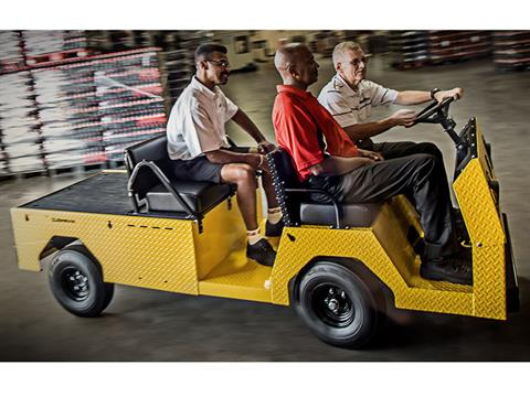 2021 Cushman Titan XD 4-Passenger Electric in Exeter, Rhode Island - Photo 3