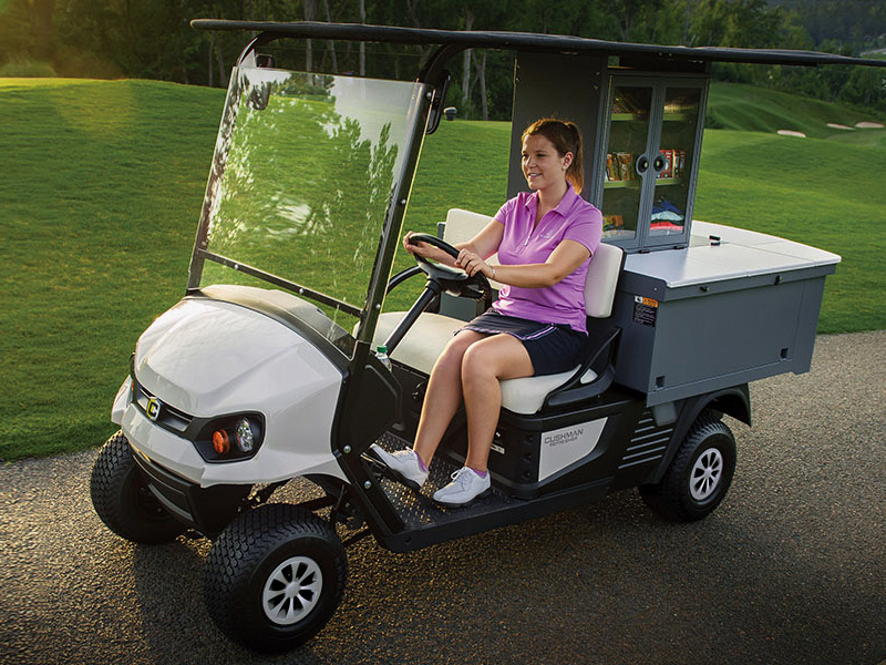 2021 Cushman Refresher Oasis 72-Volt in Jackson, Tennessee - Photo 4