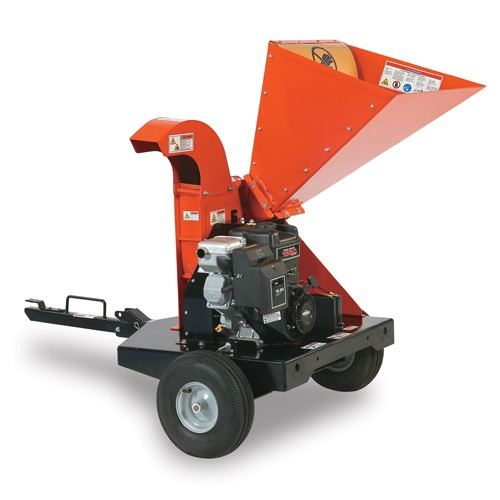 2015 DR Power Equipment 16.50 Pro Rapid-Feed Chipper in Bigfork, Minnesota