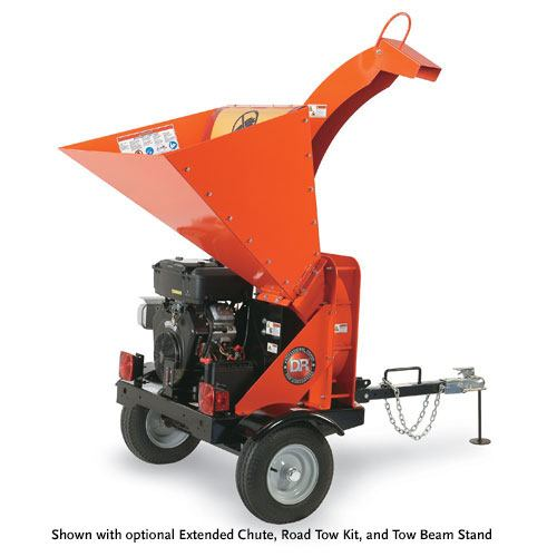 2015 DR Power Equipment 30.00 Pro-XL, Electric-Start Rapid-Feed Chipper in Hillsboro, Wisconsin - Photo 3