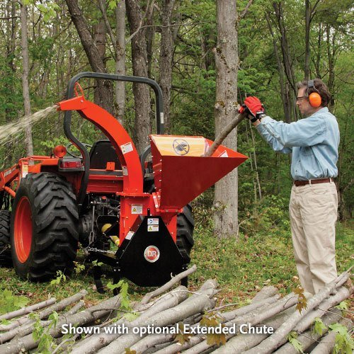 2015 DR Power Equipment 3-pt Hitch / PTO Rapid-Feed Chipper in Hillsboro, Wisconsin - Photo 5