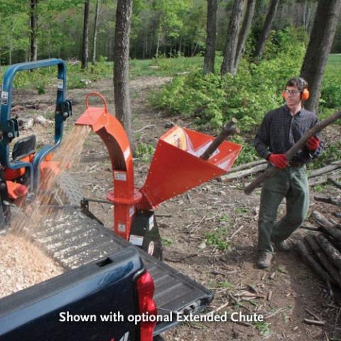 2015 DR Power Equipment 3-pt Hitch / PTO Rapid-Feed Chipper in Hillsboro, Wisconsin - Photo 6