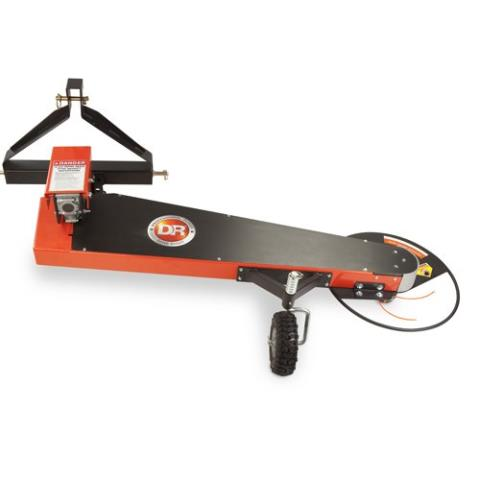 2015 DR Power Equipment 3-Point Hitch Trimmer / Mower in Prairie Du Chien, Wisconsin