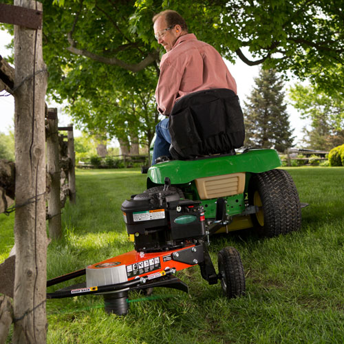 2015 DR Power Equipment 6.25 Tow-Behind Trimmer / Mower in Bigfork, Minnesota