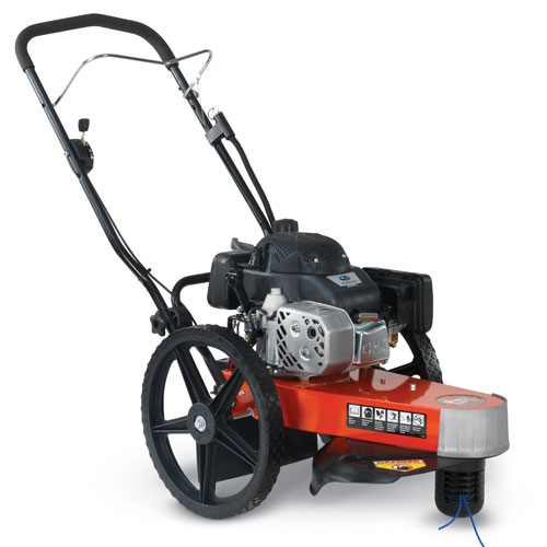 2015 DR Power Equipment 8.26 PRO-XL Trimmer / Mower in Bigfork, Minnesota