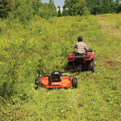2015 DR Power Equipment 16.5 HP Pro, Tow-Behind, Electric-Start in Bigfork, Minnesota - Photo 5