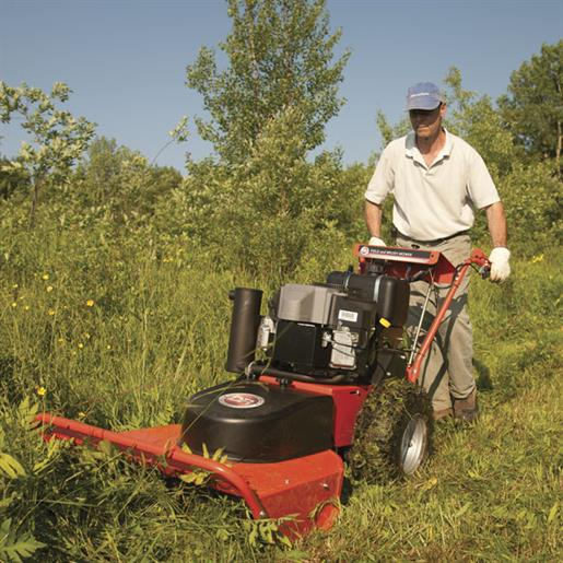 2015 DR Power Equipment 20 HP 26 in  Pro-XL, Walk-Behind, Electric