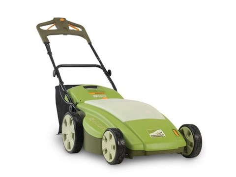 2015 DR Power Equipment Neuton CE6 Cordless Electric Mower in Bigfork, Minnesota