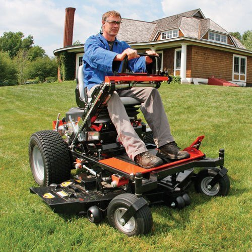 2015 DR Power Equipment Versa-Pro Z-Mower 52 in. in Bigfork, Minnesota