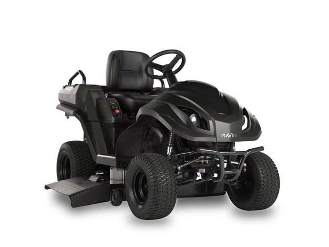 New 2015 Dr Power Equipment Raven Mower Generator Black