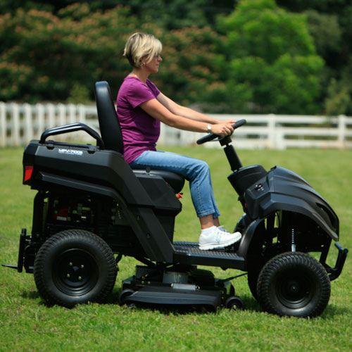 2015 Dr Power Equipment Raven Mower Generator Lawn