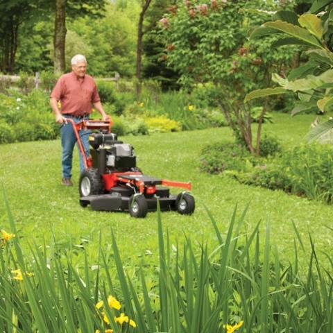 2015 DR Power Equipment 42 in. Lawn Deck in Bigfork, Minnesota