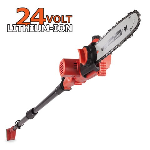 2015 DR Power Equipment Cordless Pole Saw (includes battery and charger) in Bigfork, Minnesota