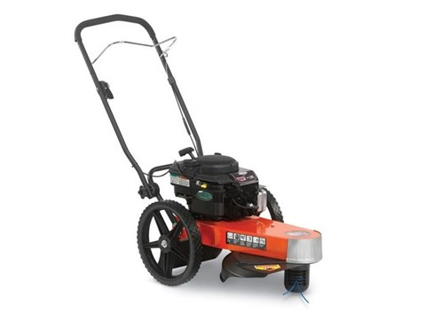 2015 DR Power Equipment 7.25 Pro, Electric-Starting Trimmer / Mower in Bigfork, Minnesota