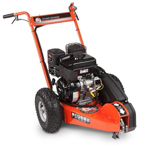 2015 DR Power Equipment 14.5 ft-lb Pro Stump Grinder in Prairie Du Chien, Wisconsin