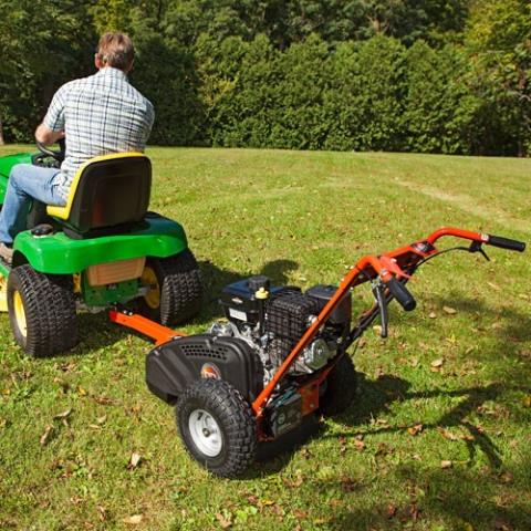 2015 DR Power Equipment 16.50 ft-lb Pro-XL, Electric-Start in Bigfork, Minnesota - Photo 5