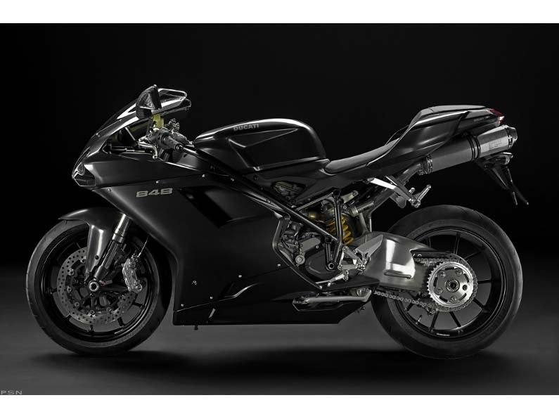 2010 Ducati Superbike 848 Dark in Oakdale, New York