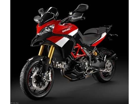2012 Ducati Multistrada 1200 S Pikes Peak in Saint Louis, Missouri - Photo 2