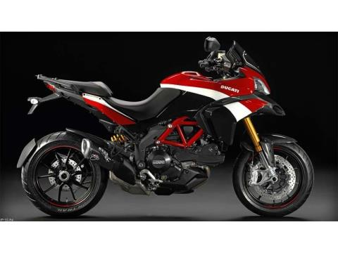 2012 Ducati Multistrada 1200 S Pikes Peak in Saint Louis, Missouri - Photo 1
