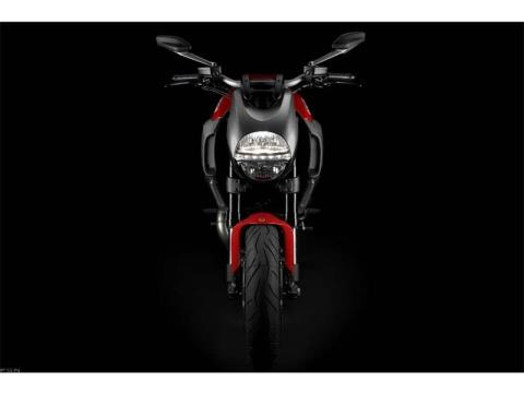 2012 Ducati Diavel in Gaithersburg, Maryland