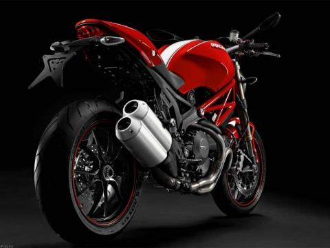 2012 Ducati Monster 1100 EVO in Chula Vista, California - Photo 12