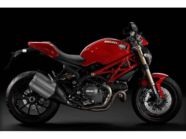 2012 Ducati Monster 1100 EVO in Chula Vista, California - Photo 11