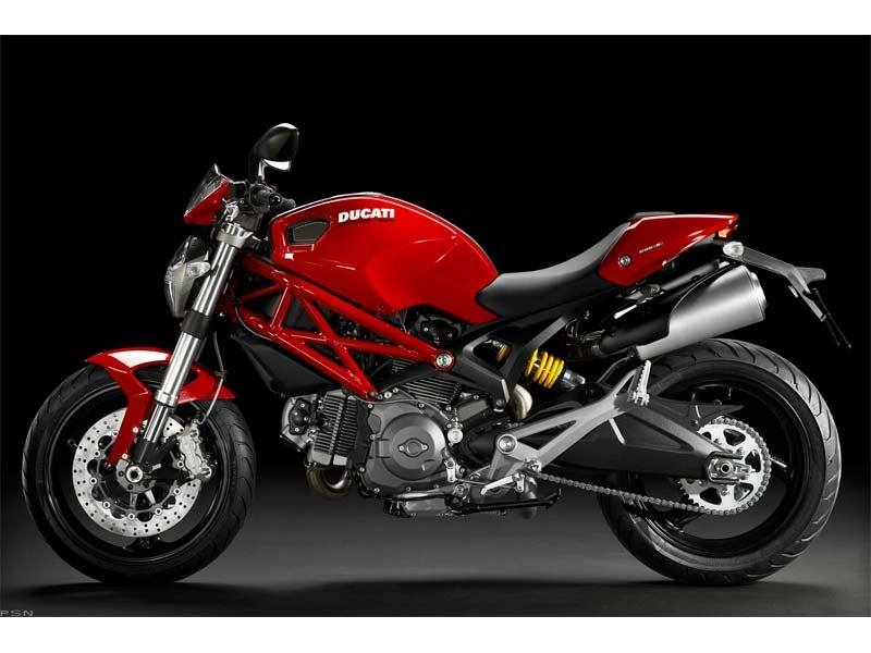 2012 Ducati Monster 696 in Belleville, Michigan - Photo 14