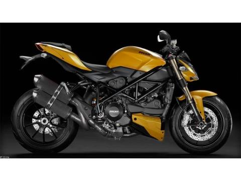 2012 Ducati Streetfighter 848 in Gaithersburg, Maryland