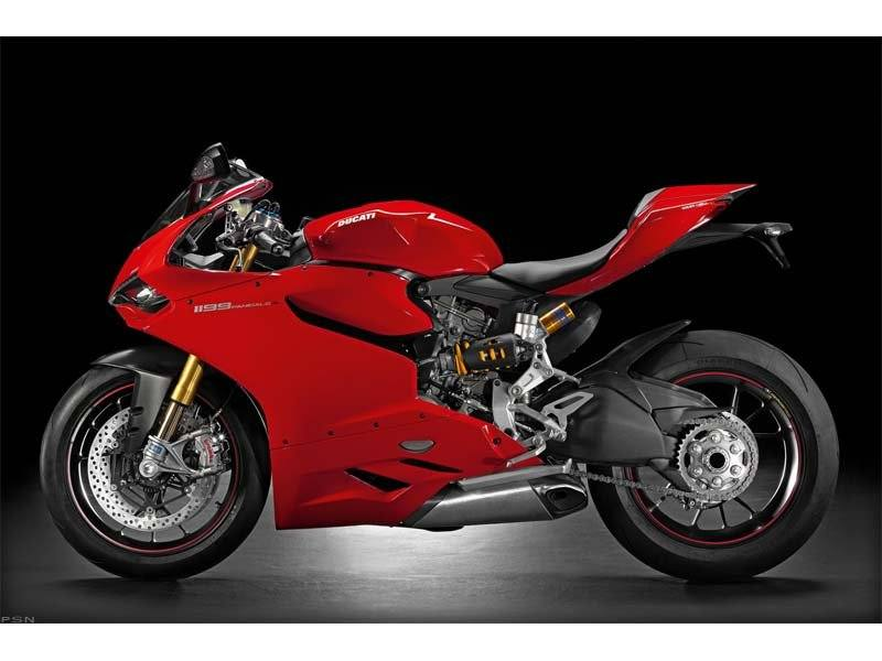 2012 Ducati 1199 Panigale S in Fremont, California - Photo 5